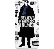 Detective Quotes iPhone Case/Skin