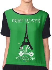 Irish Rover - EURO2016 Chiffon Top