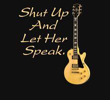 Let her speak Hoodie