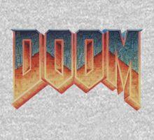 Doom Classic One Piece - Long Sleeve