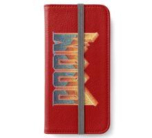 Doom Classic iPhone Wallet/Case/Skin