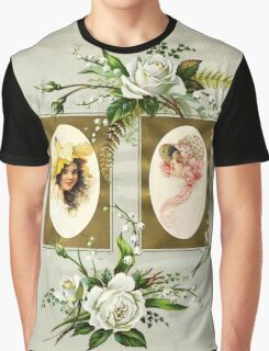 SISTERS IN SPRING Graphic T-Shirt