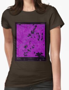 USGS TOPO Map Alabama AL Barnett Crossroads 303178 1960 24000 Inverted T-Shirt
