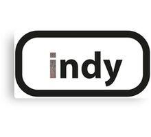 Indy Canvas Print