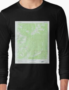 USGS TOPO Map Alabama AL Ethelsville 303784 1966 24000 T-Shirt