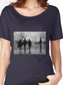 3 + 1 Women's Relaxed Fit T-Shirt