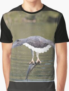 Tail First Graphic T-Shirt