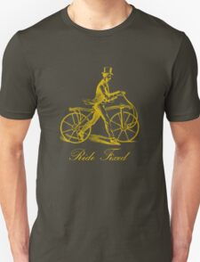 Ride Fixed Unisex T-Shirt