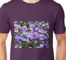 Sea of purple Unisex T-Shirt