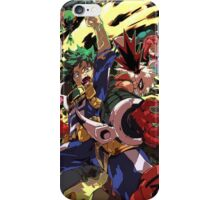 My Hero Academia Art iPhone Case/Skin