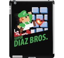 Super Diaz Brothers (MMA, BJJ) iPad Case/Skin