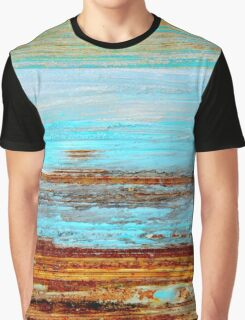 Blue Mirage Graphic T-Shirt