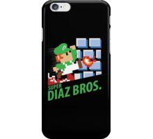 Super Diaz Brothers (MMA, BJJ) iPhone Case/Skin