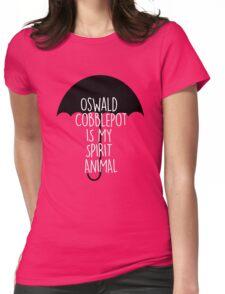 Gotham - Cobblepot Spirit Animal Womens Fitted T-Shirt