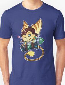 Cute and Deadly Fluffball Unisex T-Shirt