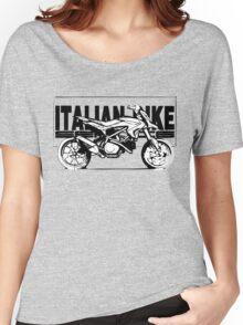 Ducati Hypermotard Women's Relaxed Fit T-Shirt