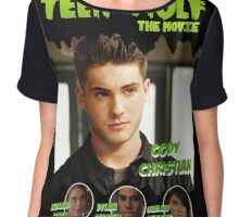 Teen Wolf Old Comic [Theo] Chiffon Top