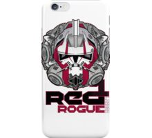 Star Wars RED 1 Rogue Leader iPhone Case/Skin