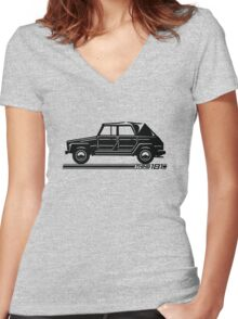 The Thing 181 Profile Women's Fitted V-Neck T-Shirt