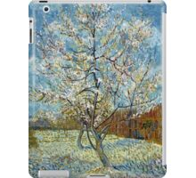 Vincent van Gogh The Pink Peach Tree iPad Case/Skin