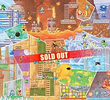 Megaman Fresco - SOLD OUT by orioto