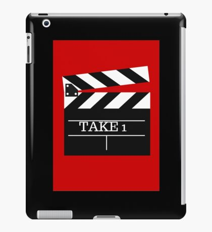 film buff iPad Case/Skin
