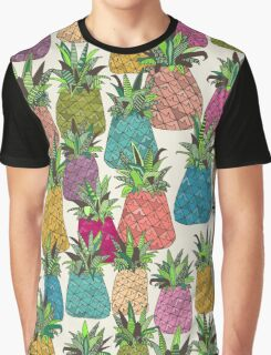 West Coast pineapples Graphic T-Shirt