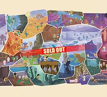FFVI Fresco Part1 - SOLD OUT!! by orioto