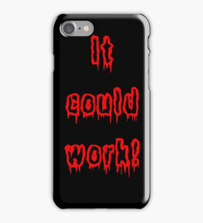 It Could Work! - Young Frankenstein iPhone Case/Skin