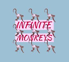Infinite Monkeys Unisex T-Shirt