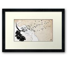 Bird Lungs Framed Print