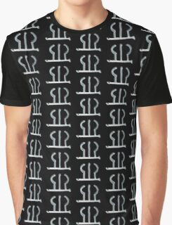 Alchemical Symbols - Tartar Two Inverted Graphic T-Shirt
