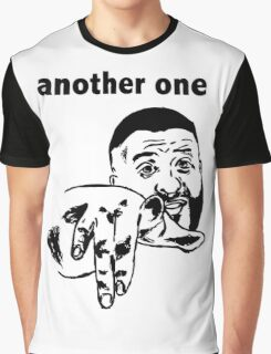 Another One Dj Graphic T-Shirt