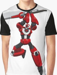 Tigrobot Mk2 Graphic T-Shirt