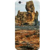 Londrangar and Lava Fields iPhone Case/Skin