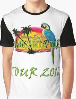 JIMMY BUFFET TOUR 2016 Graphic T-Shirt