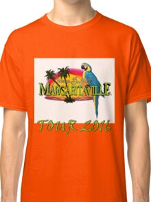 JIMMY BUFFET TOUR 2016 Classic T-Shirt