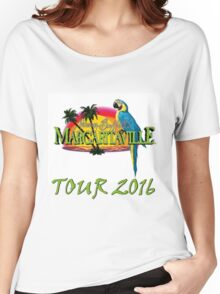 JIMMY BUFFET TOUR 2016 Women's Relaxed Fit T-Shirt