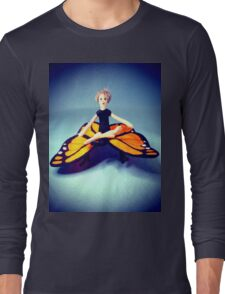 Butterfly Rider Long Sleeve T-Shirt