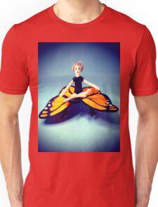 Butterfly Rider Unisex T-Shirt