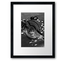 swift whip Framed Print