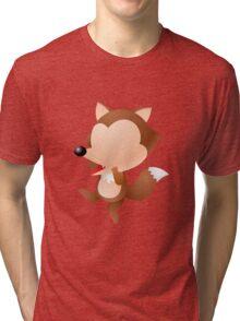 Cartoon mouse character Tri-blend T-Shirt