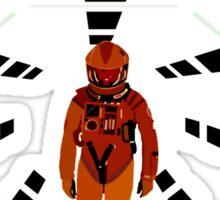 2001 SPACE ODYSSEY - DAVID BOWMAN Sticker