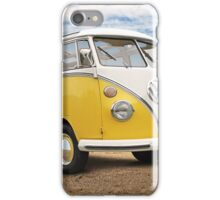 Vintage VW Samba Bus iPhone Case/Skin