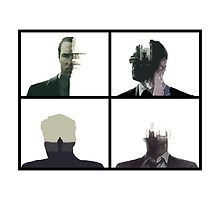 True detective opening composition by Eliseosegui