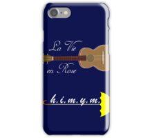 La Vie en Rose himym iPhone Case/Skin