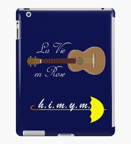 La Vie en Rose himym iPad Case/Skin