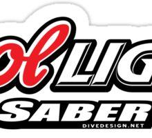 Cool Light Saber Sticker