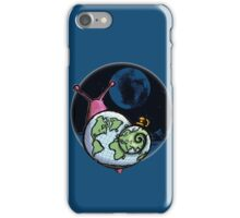 Alien Snail iPhone Case/Skin