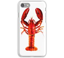 Red Lobster - Full Body Seafood Art iPhone Case/Skin
